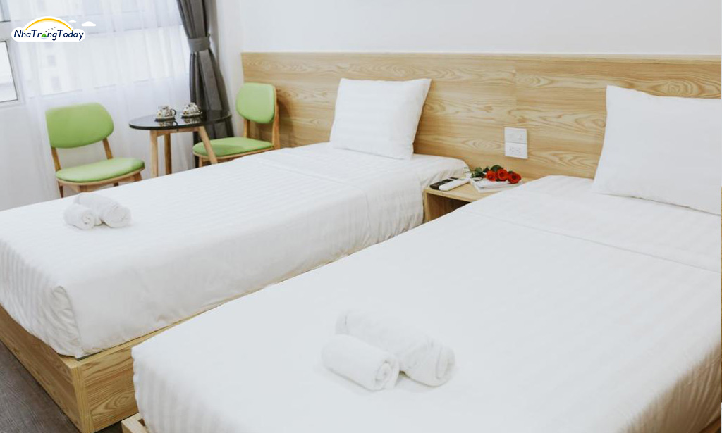 Khách sạn Larosa Nha Trang - Superior room