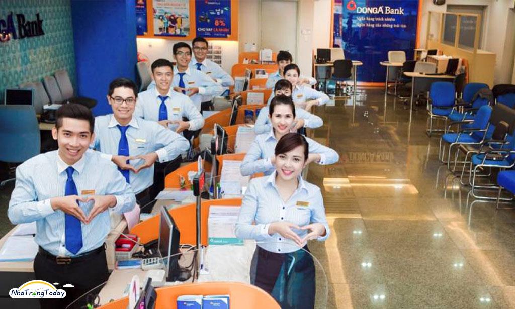 ngân hàng đông á bank nha trang