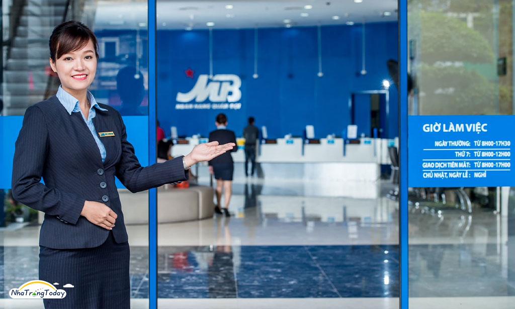 ngân hàng quân đội MB Bank nha trang