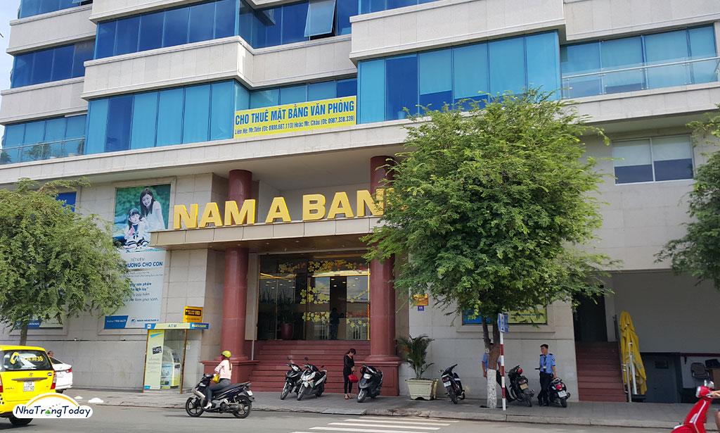 ngân hàng nam á bank nha trang