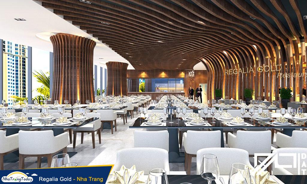 khach san Regalia Gold nha trang hotel -nha hang