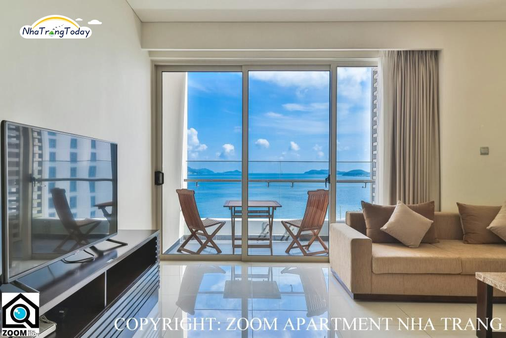 Sea View Luxury Zoom Apartment
