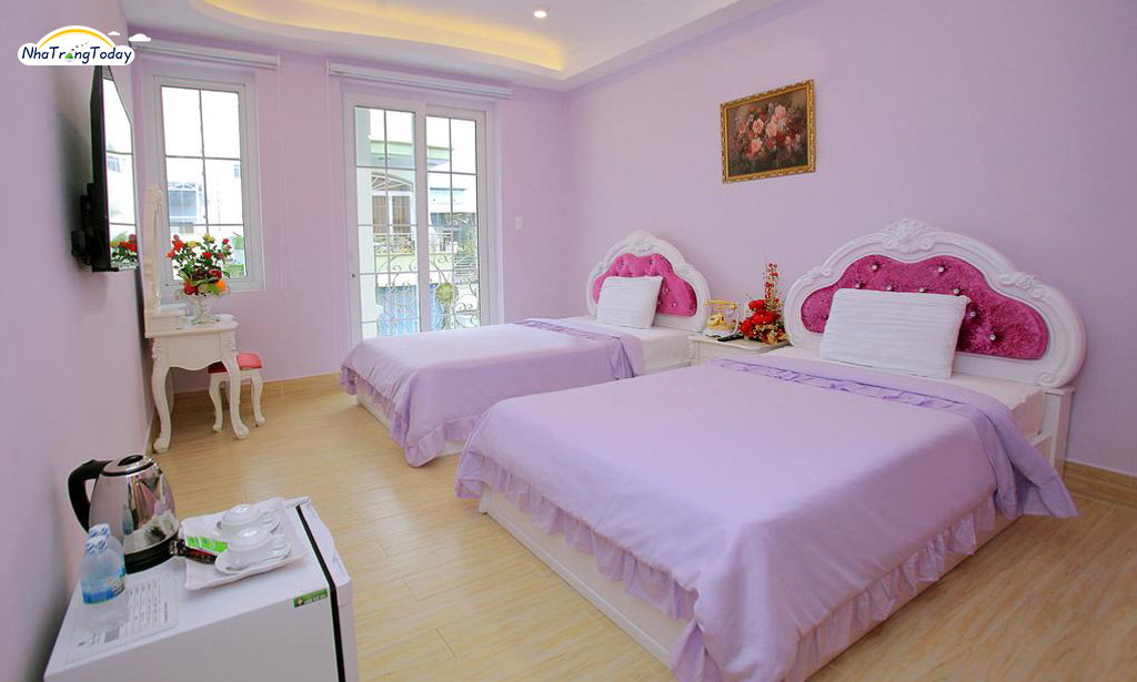 Khách sạn Thằng bờm Boutique Nha Trang