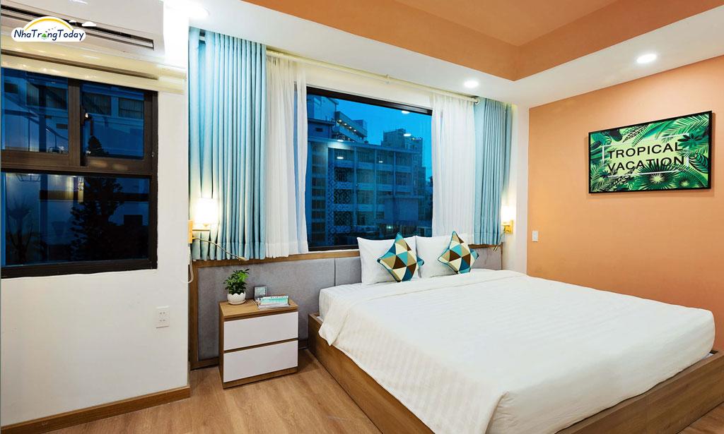 Khách sạn Xala Boutique Nha Trang - deluxe room