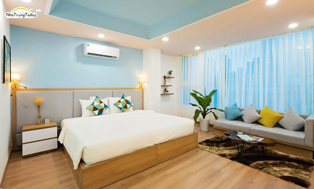 Khách sạn Xala Boutique Nha Trang - premier  room