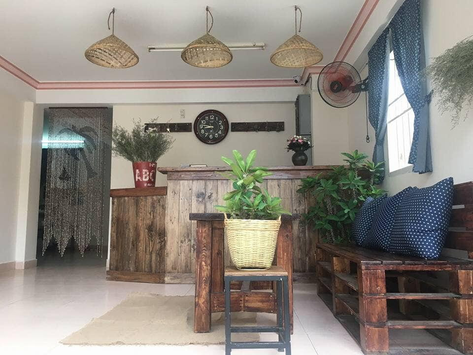homestay tại Nha Trang