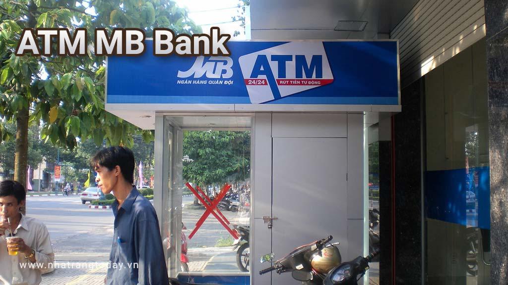 Hệ Thống ATM Ngân Hàng TM - CP Quân Đội MB Bank Nha Trang