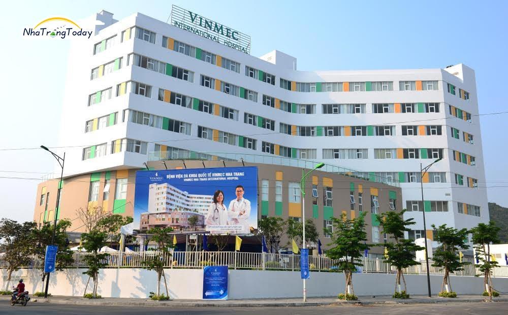 Bệnh viện quốc tế Vinmec