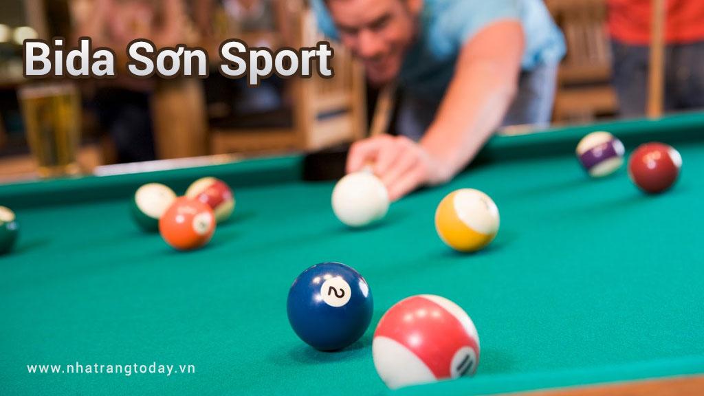 Bida Sơn Sport Nha Trang