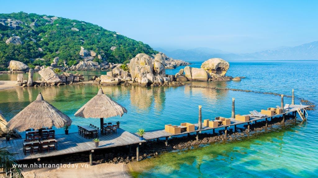 Đắm chìm vẻ đẹp bình dị của Đảo Bình Lập ở Cam Lâm [Cam Ranh]