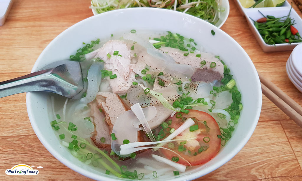 Bún Lá Cá Dầm Nha Trang
