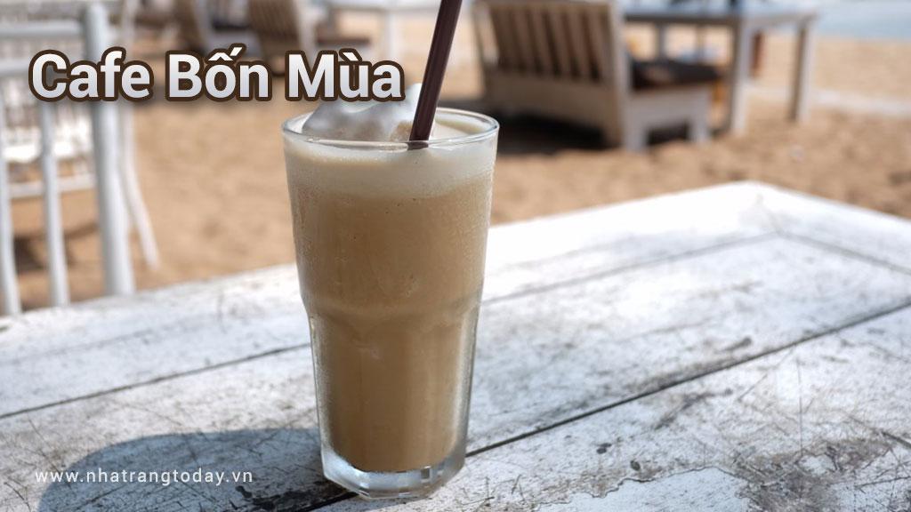 Cafe Bốn Mùa Nha Trang