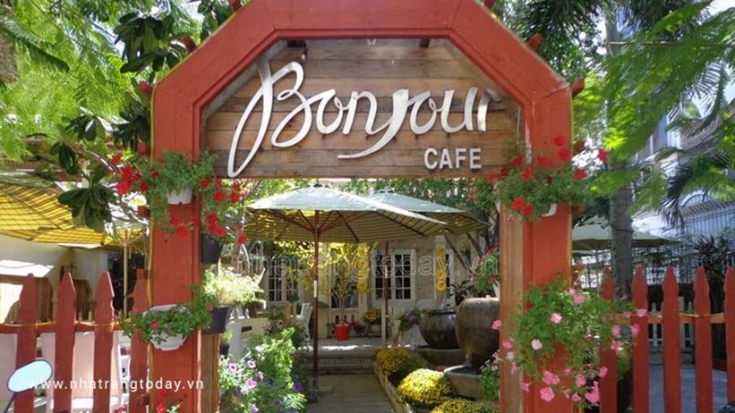 Cafe Bonjour Nha Trang