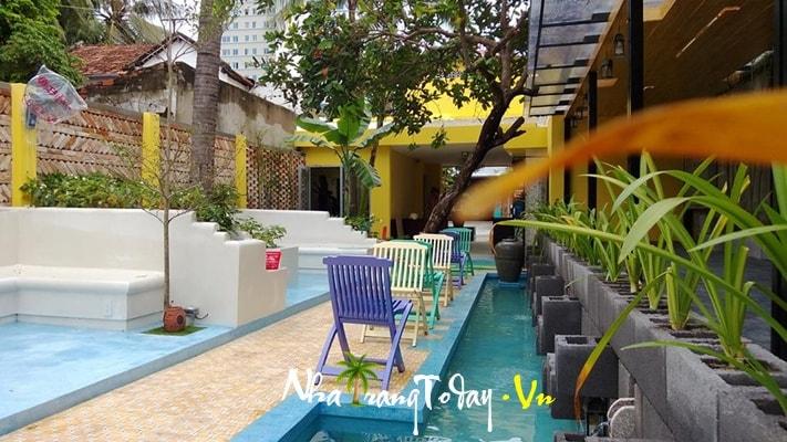 Cafe Dandelion - hoa Bồ Công Anh