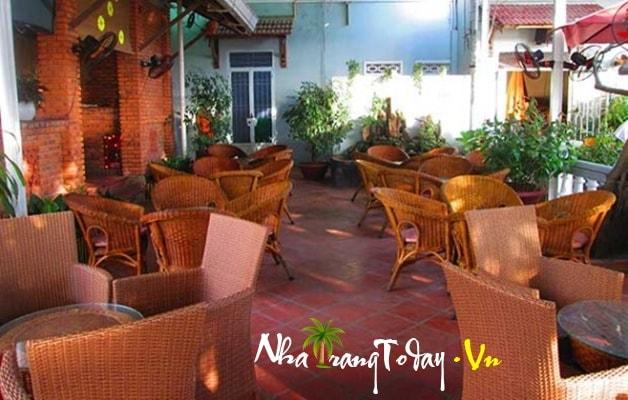 Cafe Duyên Hà