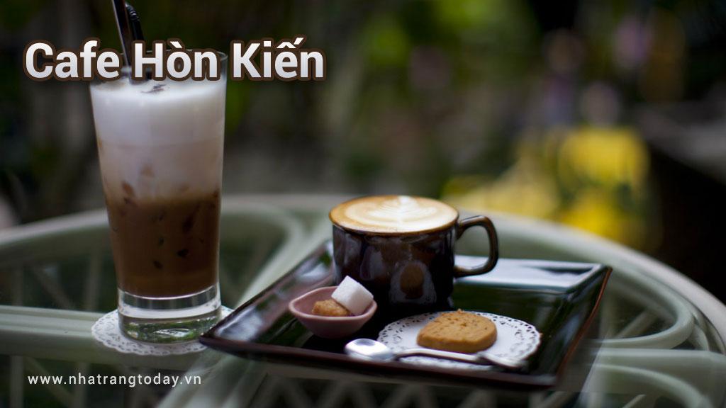 Cafe Hòn Kiến Nha Trang
