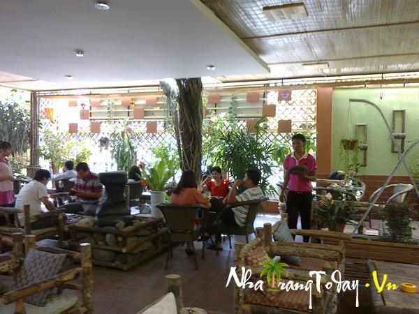 Cafe Hương Trà