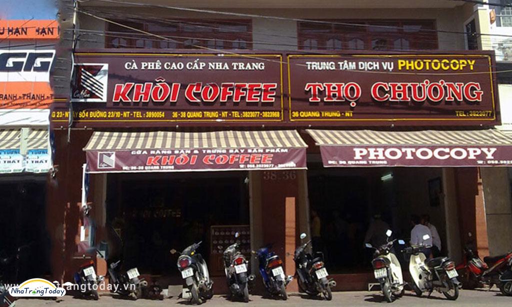 Cafe Khôi