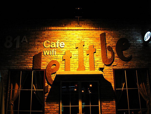 Cafe Let It Be