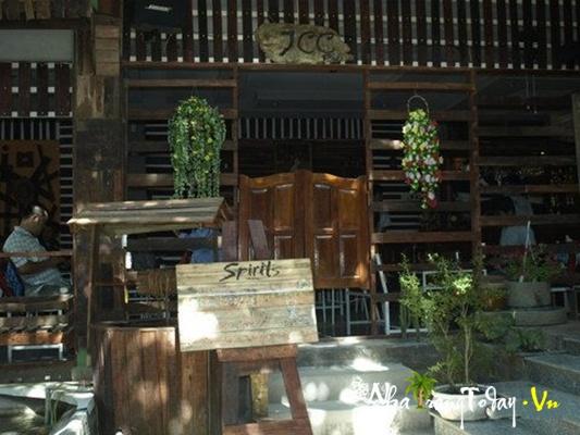 Cafe Mộc Thảo Trầm