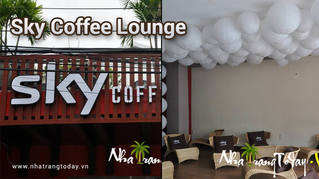 Cafe Sky Lounge Nha Trang