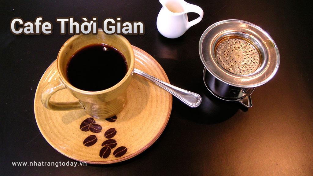 Cafe Thời Gian Nha Trang