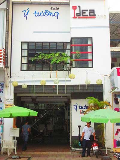 Cafe Ý Tưởng - Idea