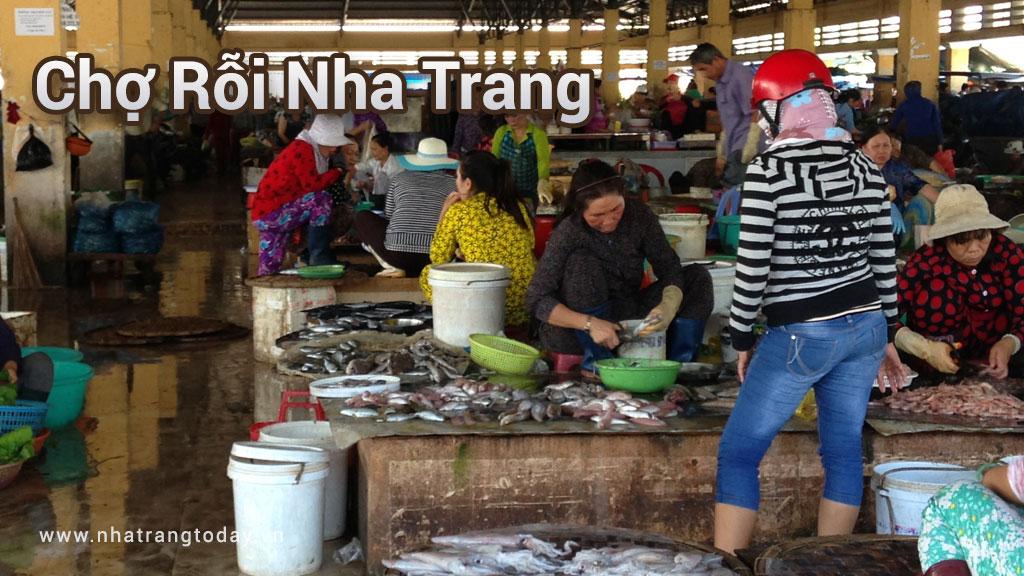 Chợ Rỗi Nha Trang