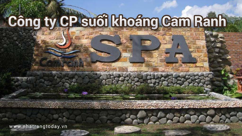 Công ty cổ phần suối khoáng Cam Ranh Nha Trang