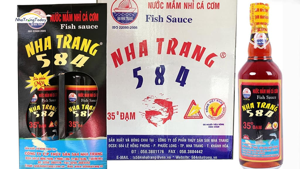 đặc sản Nha Trang