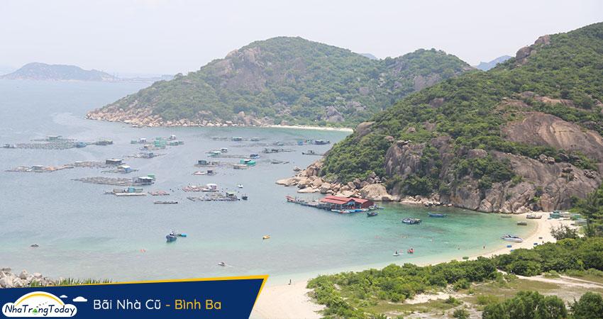 Tour đảo Bình Ba 1 ngày [2019]