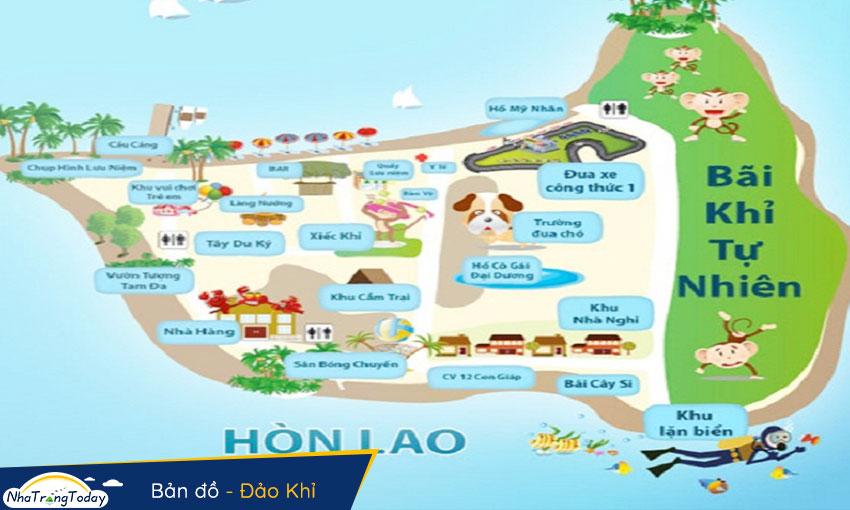 Đảo Khỉ - Hòn Lao