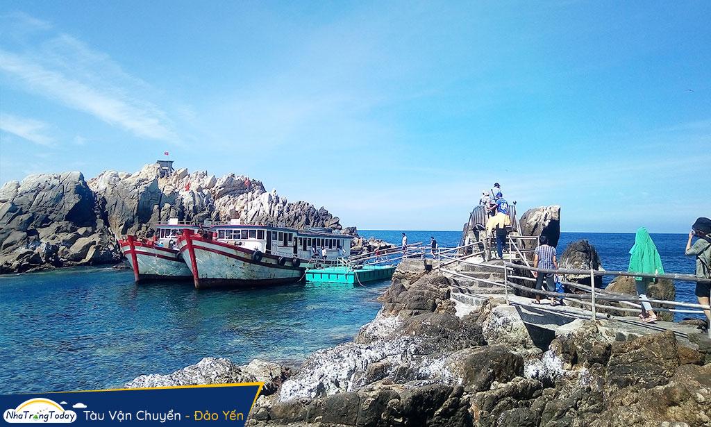 Kinh nghiệm du lịch đảo Yến - Hòn Nội
