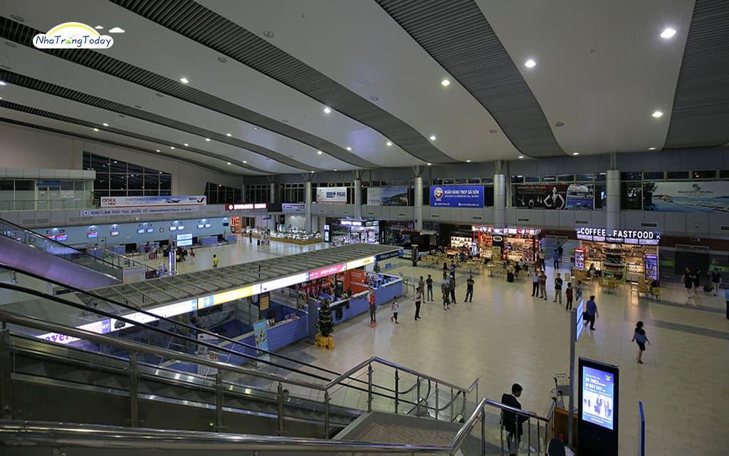 Dịch vụ đưa đón sân bay Cam Ranh - Nha Trang