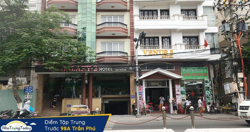 Điểm tập trung đi tour Đảo Hoa Lan + Đảo Khỉ