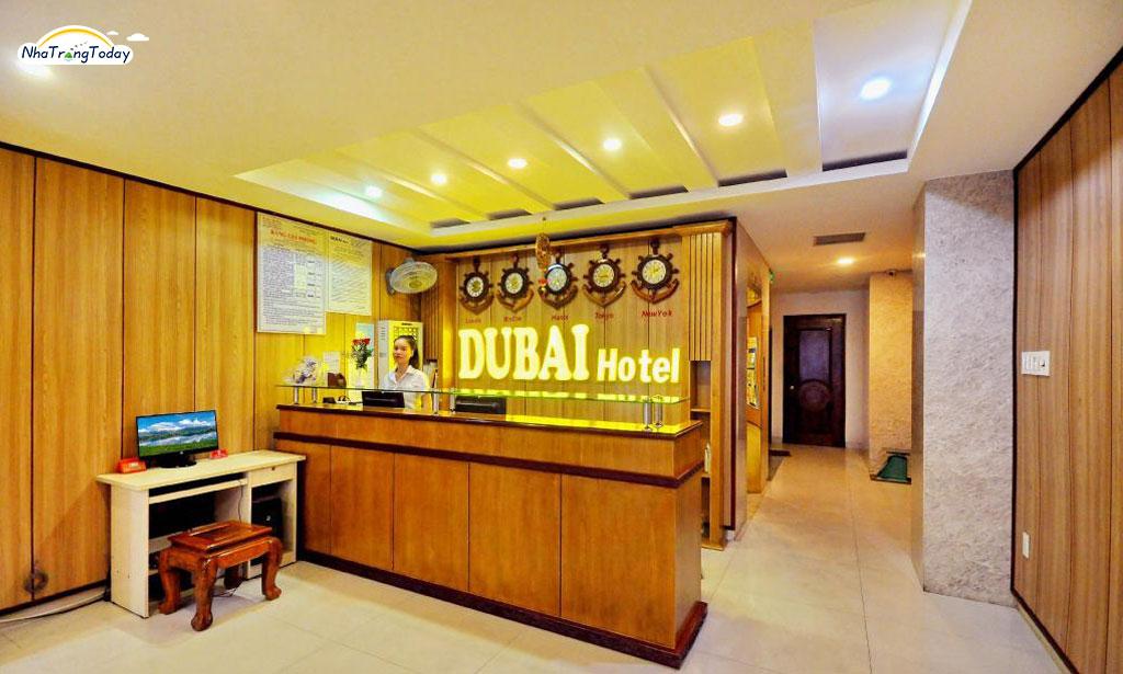 Khách sạn Dubai Nha Trang