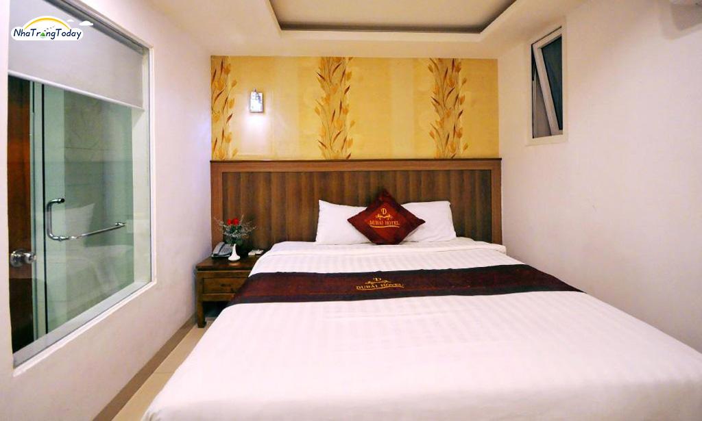 khach san Dubai nha trang - Superior room