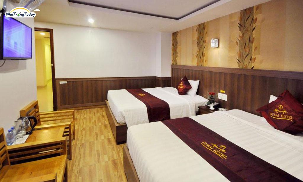 khach san Dubai nha trang - Deluxe room