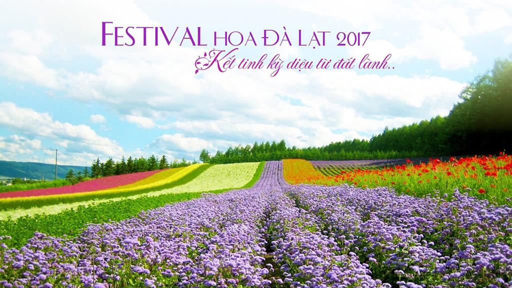 FESTIVAL Hoa Đà Lạt - Kết Tinh Kỳ Diệu Từ Đất Lành Lần Thứ VII 2020