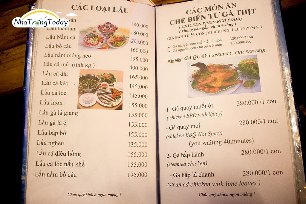 Gà 170 Nha Trang