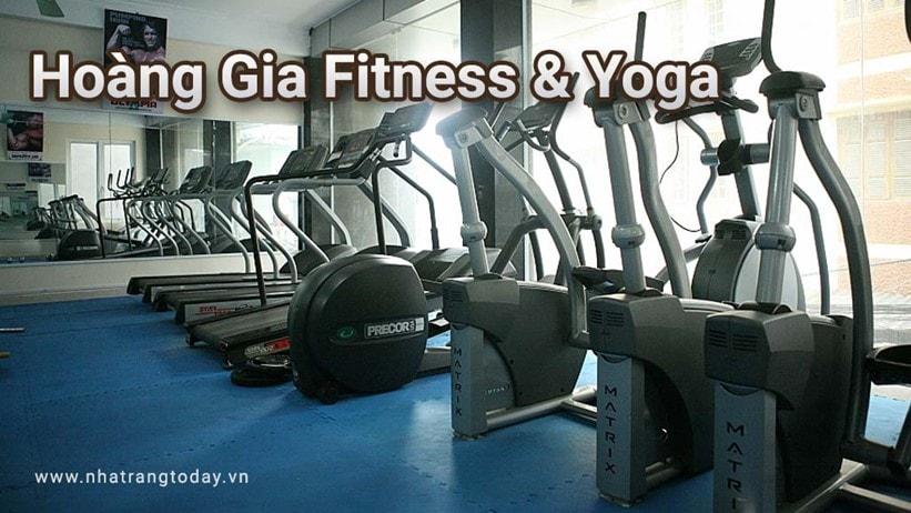 Hoàng Gia Fitness & Yoga Nha Trang