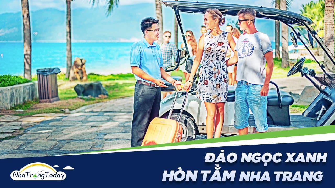 Đảo Hòn Tằm Nha Trang - TOP 4 Đảo Đẹp Nhất Vịnh Nha Trang