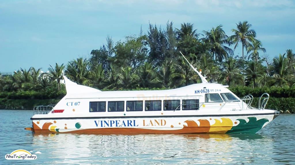 đảo hòn tre Nha Trang