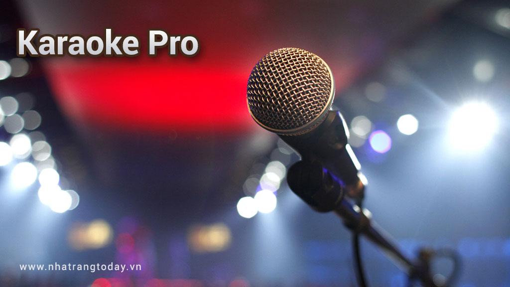 Karaoke Pro Nha Trang