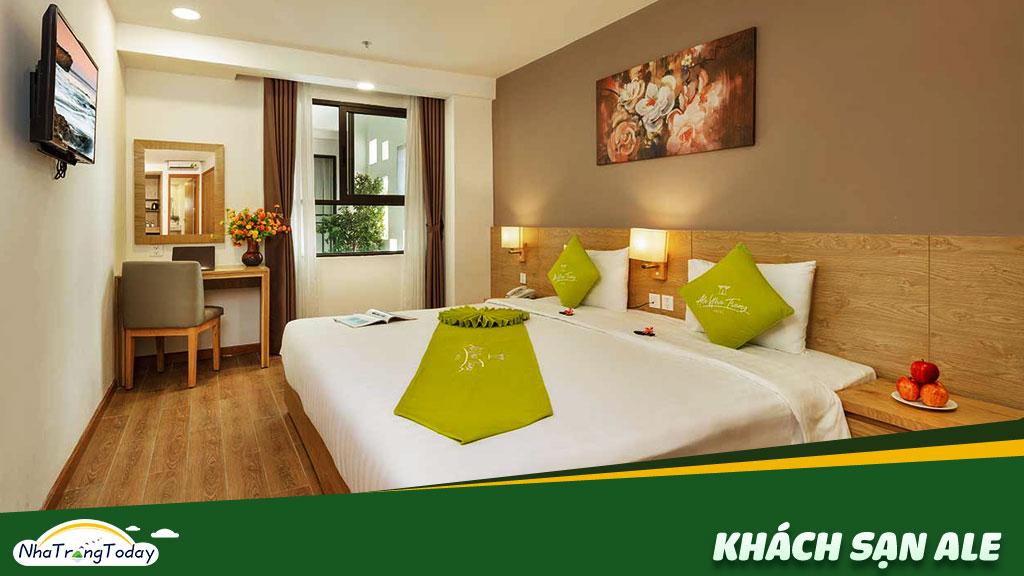 Khách Sạn Ale Nha Trang Hotel