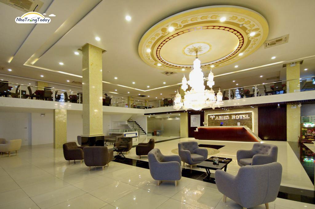 Khách sạn Aries Nha Trang