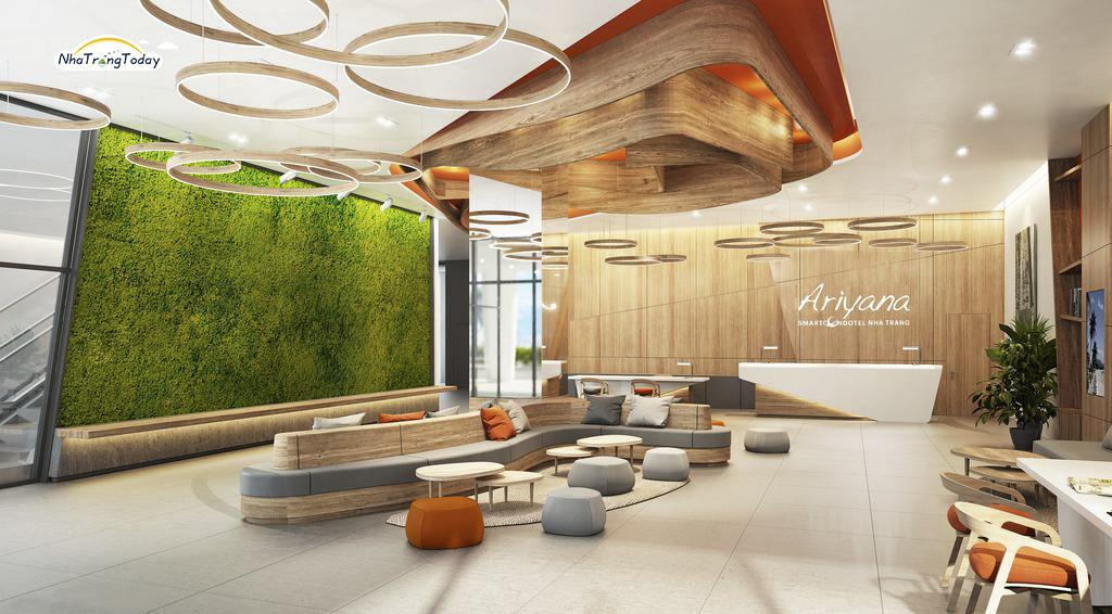 Khách sạn Ariyana Smart Condotel