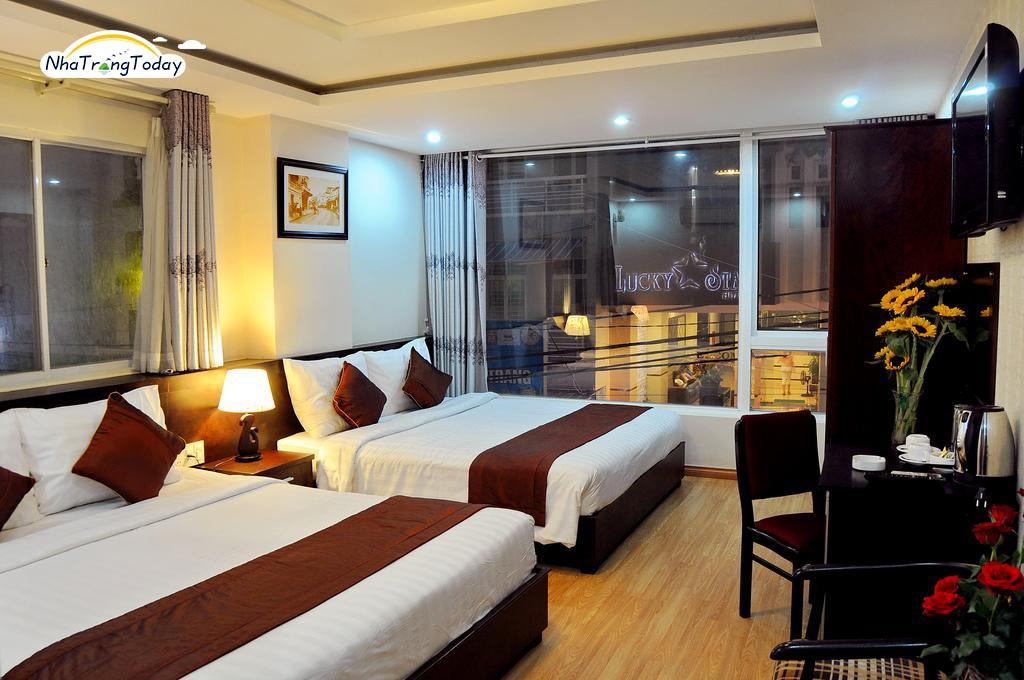 Khách sạn Begonia Nha Trang