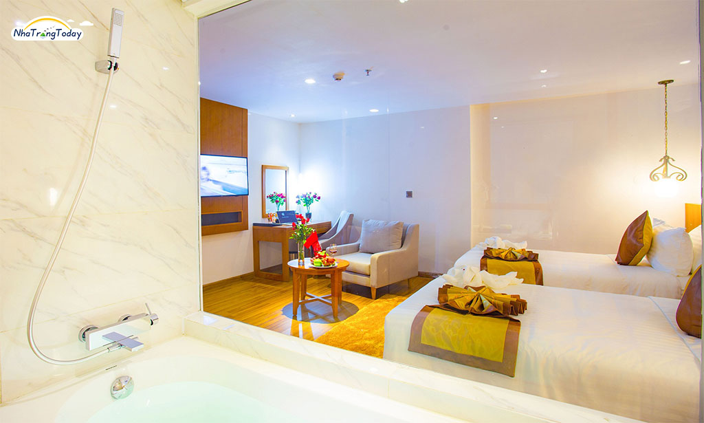 khach san Cicilia nha trang hotel - Deluxe Ocean View