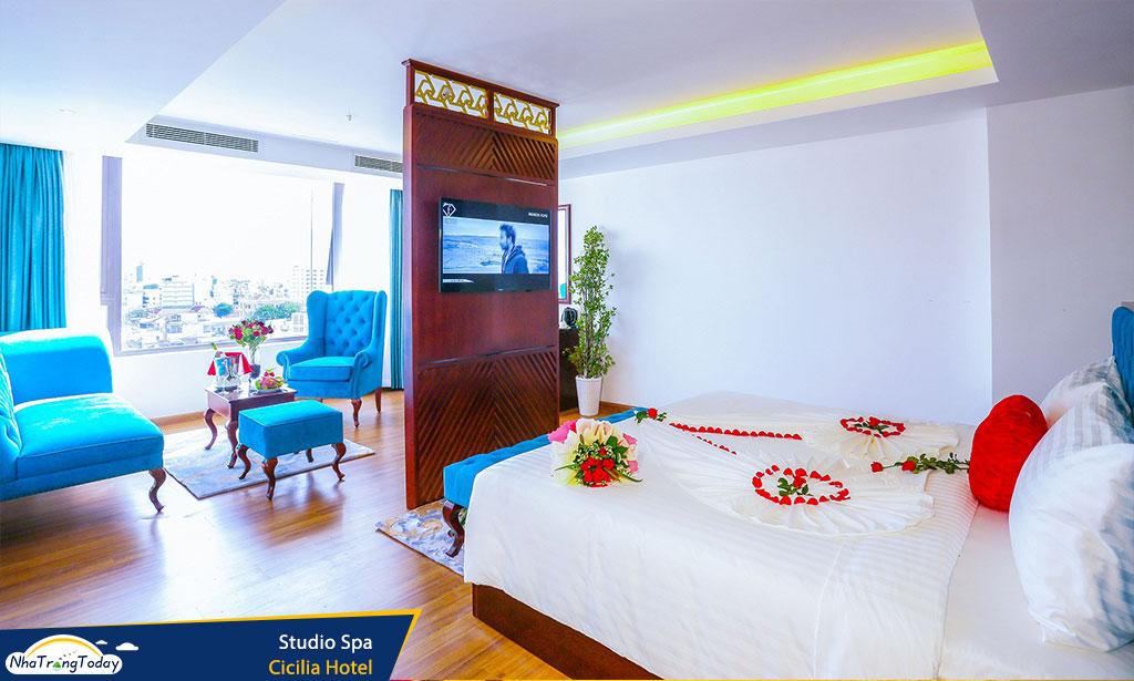 khach san Cicilia nha trang hotel -studio spa